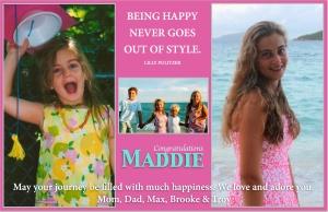 Maddie Guiffre - 3photos