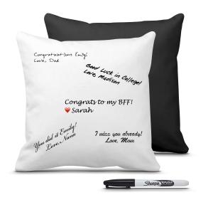 WHS Class 2016 - Pillow Closeup Backs